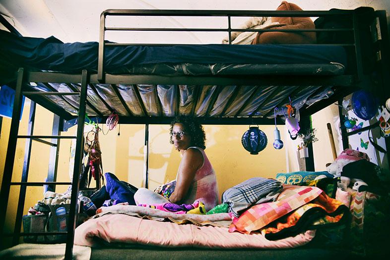 Hope Bermudez San Diego's Homeless
